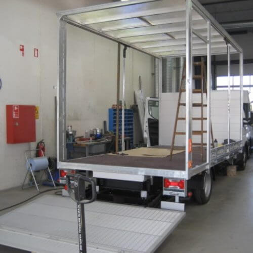 kasse/lift opbygning 7