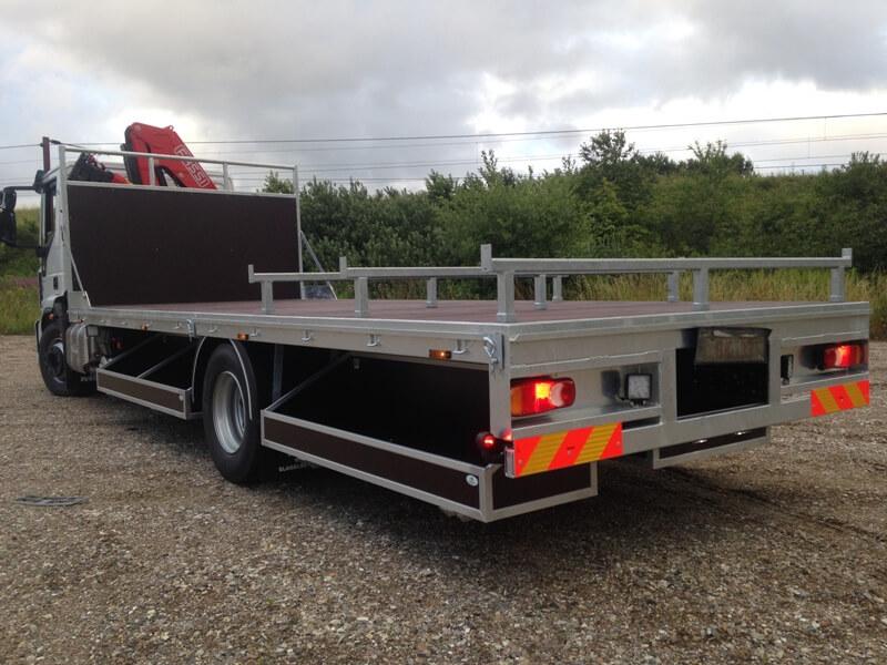 Lastbilopbygning 8