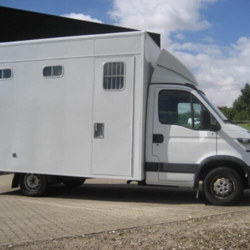 Specialopbygning - Hestetransporter 2